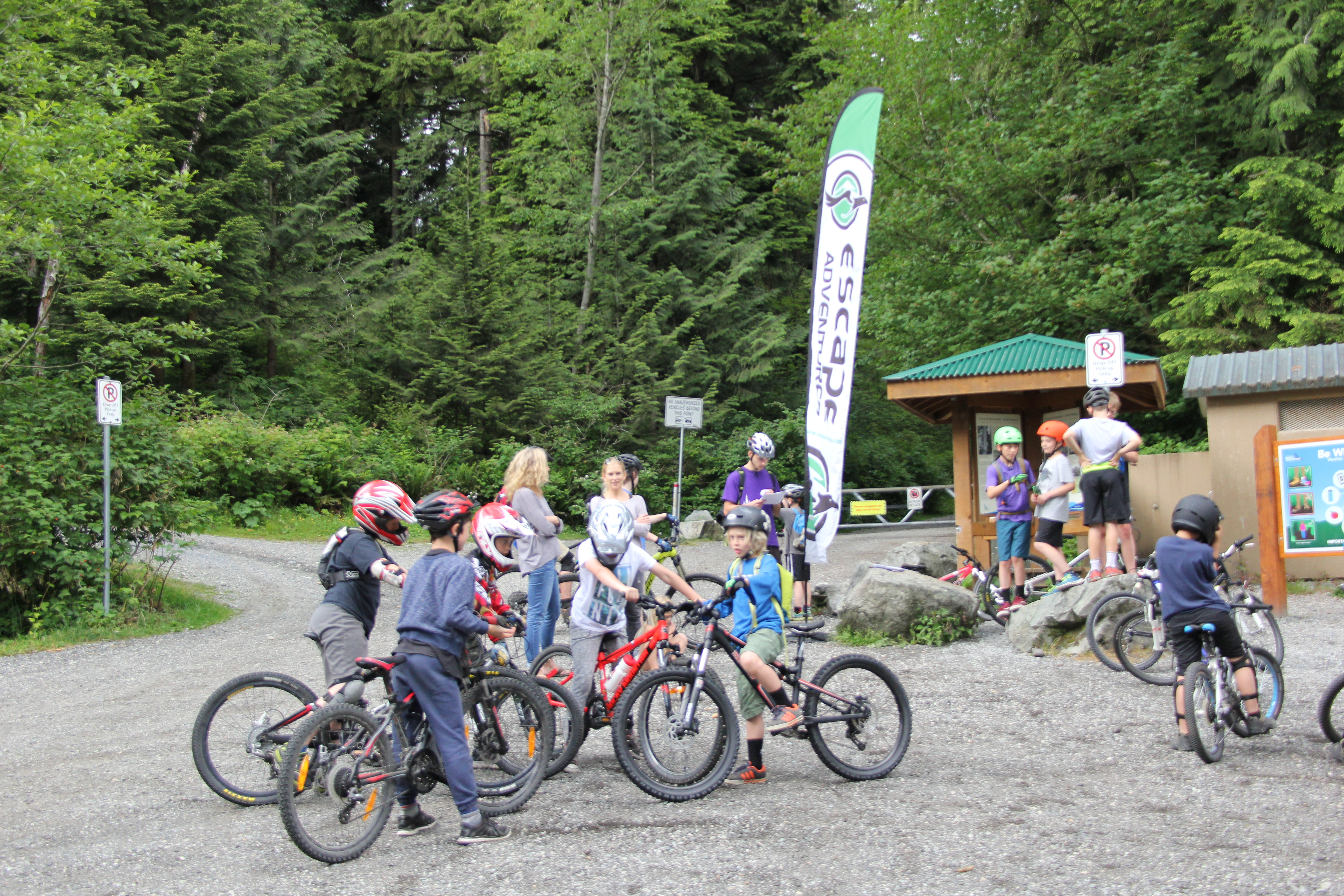 an after school ride on the bike trails Dirtbike school is a fun, one-day can a six year old child really ride a dirt bike yes, in some areas there are trail coaches that conduct the introduction to trail riding (itr) class.