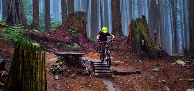 weekend bike camp