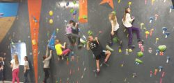 Break The Shore  -  **New for 2018, rock climbing at The Hive**